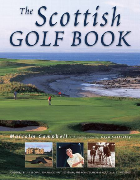 scottish golf book
